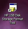 Lanceur HP USB